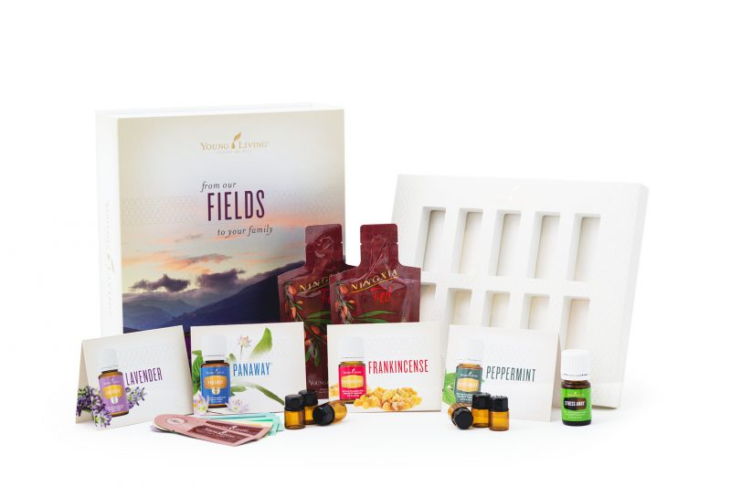Young Living Basic Starter Kit Essential Oily Life