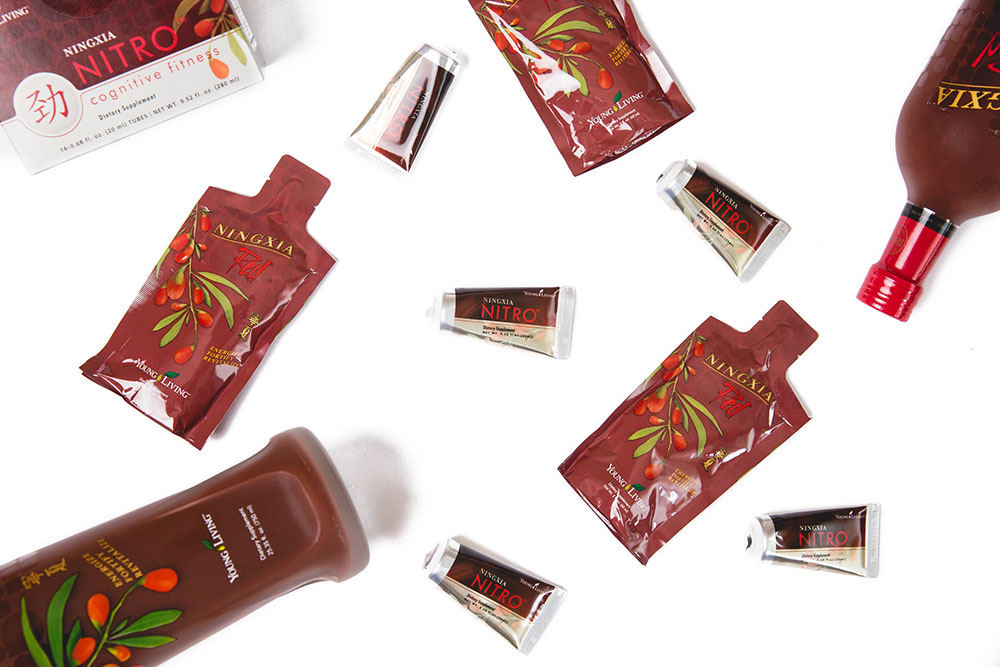 NingXia Red Products by: Young Living