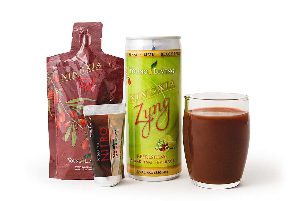 NingXia Products by: Young Living