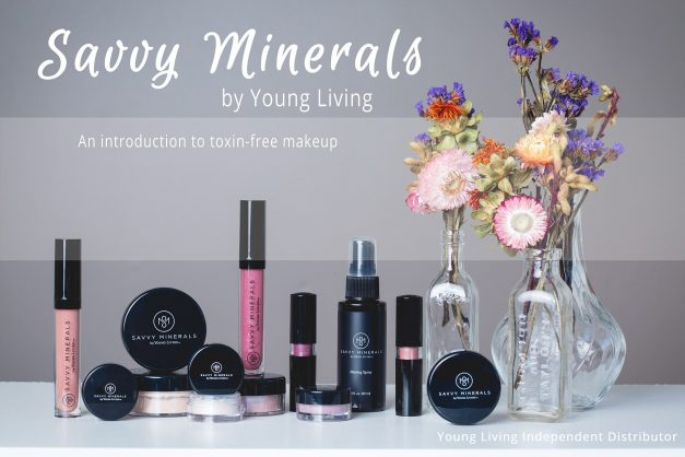 Savvy Minerals Shareable Graphics