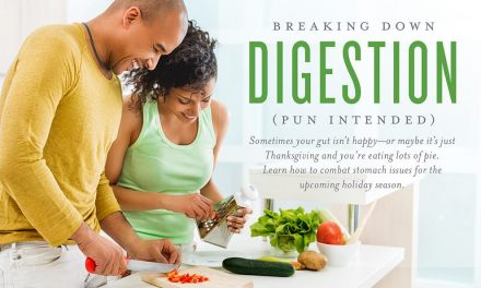 Breaking down digestion
