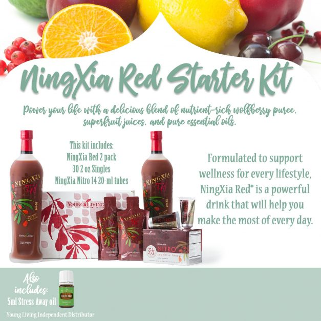 PSK Graphics: NingXia Red