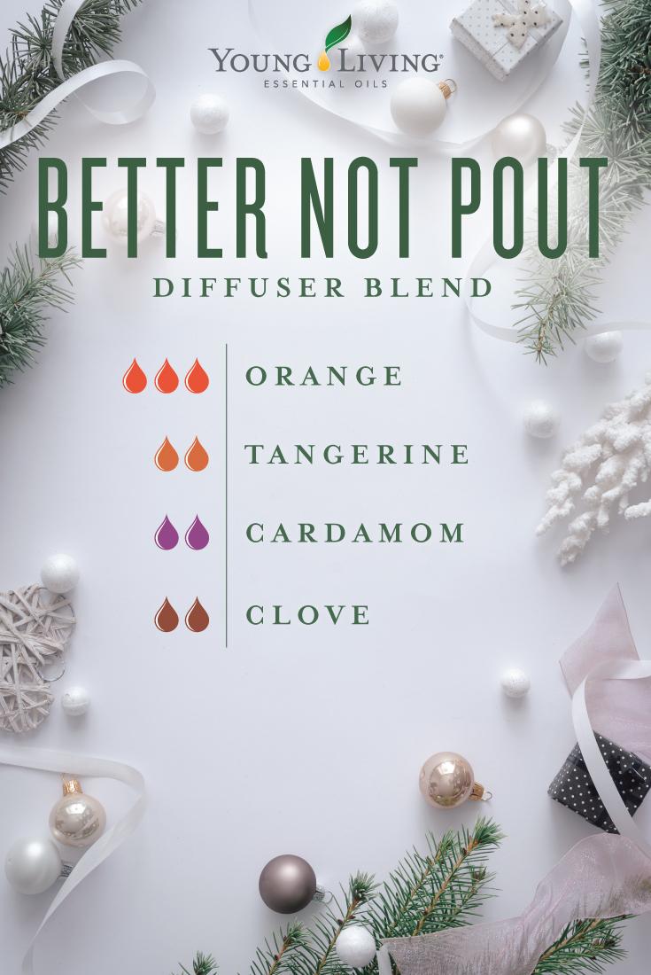 Better not pout diffuser blend