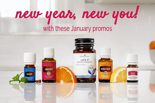 Monthly Promo Shareable Graphics