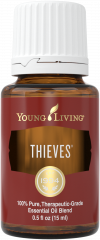 Thieves essential oil blend uses