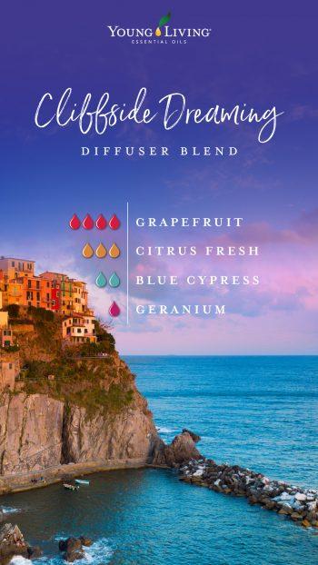 Cliffside dreaming diffuser blend