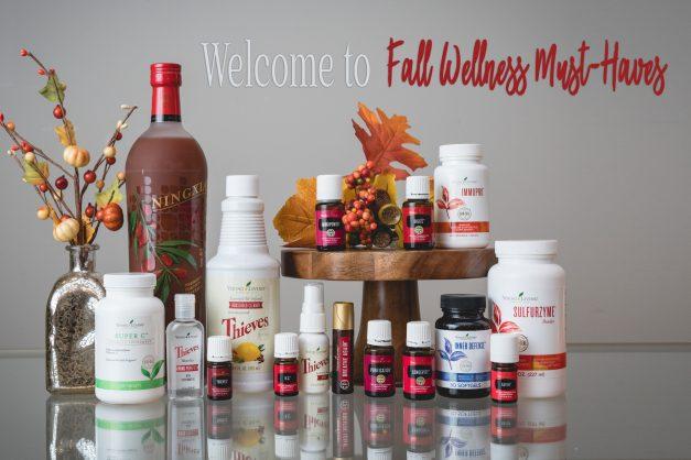 Class: Fall Wellness Must-Haves