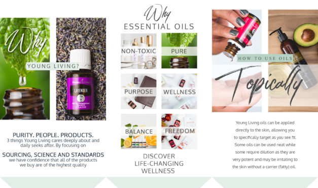 Essential Oils 101 – CA and Asia